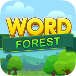 Word Forest Free Word Games Puzzle  1.020 (MOD Unlimited Money)