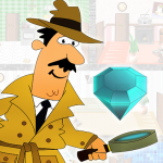 [APK] World Diamond Detective💎 1.0 (MOD Unlimited Money)