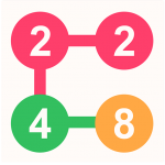 [APK] 2 For 2: Connect the Numbers Puzzle 2.1.7 (MOD Unlimited Money)