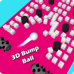 [APK] 3D Bump Ball: Push The Hurdle Ball Moving Game 1.5.2 (MOD Unlimited Money)
