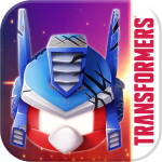 Angry Birds Transformers  2.10.0 (MOD Unlimited Money)
