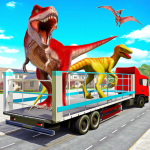 [APK] Angry Dino Zoo Transport: Animal Transport Truck 27 (MOD Unlimited Money)