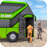 Army Bus Driver – US Military Coach Simulator 3D  0.1 (MOD Unlimited Money)
