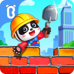 Baby Panda's Earthquake-resistant Building  8.57.00.00 (MOD Unlimited Money)