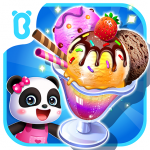 Baby Panda's Ice Cream Shop  8.52.00.00 (MOD Unlimited Money)