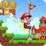 Free Games : Super Bob's World 2020  5.6.9 (MOD Unlimited Money)