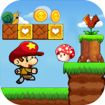 Super Bob's World : Free Run Game  1.223 (MOD Unlimited Money)