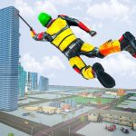 [APK] Bodyguard Robot Rope hero – Robot Crime Simulator 1.9 (MOD Unlimited Money)
