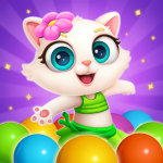 [APK] Bubble Shooter: Cat Island Mania 2020 1.04 (MOD Unlimited Money)