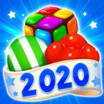 Candy Witch Match 3 Puzzle Free Games  16.8.5039 (MOD Unlimited Money)