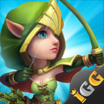 [APK] Castle Clash: Lonca Mücadelesi 1.7.11  (MOD Unlimited Money)