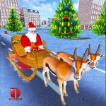 [APK] Christmas Santa Rush Gift Delivery- New Game 2019 8 (MOD Unlimited Money)