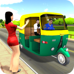 [APK] City Auto Rickshaw Tuk Tuk Driver 2019 0.1 (MOD Unlimited Money)