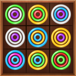 Color Rings – Colorful Puzzle Game  3.4 (MOD Unlimited Money)