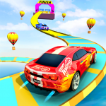Mega Ramps Car Stunts Racing 3D- Free Car Games  5.3 (MOD Unlimited Money)
