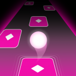 [APK] Dancing HOP: Tiles Ball EDM Rush 3.3 (MOD Unlimited Money)