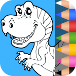 [APK] Dinosaurs Coloring Pages 1.2.4 (MOD Unlimited Money)