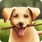 Dog Hotel – Play with dogs and manage the kennels  2.1.8 (MOD Unlimited Money)