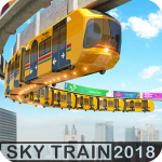 [APK] Elevated Train Driving Simulator: Sky Tram Driver 1.7 (MOD Unlimited Money)