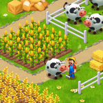 Farm City Farming & City Building  2.7.13 (MOD Unlimited Money)
