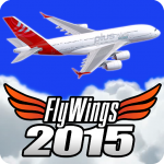 [APK] Flight Simulator 2015 Flywings – Paris and France 2.1.4 (MOD Unlimited Money)