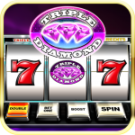 [APK] Free Slots Triple Diamond 3.0(MOD Unlimited Money)