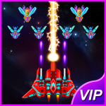 Galaxy Attack: Alien Shooter  32.7 (MOD Unlimited Money)