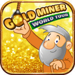 Gold Miner World Tour Gold Rush Puzzle RPG Game  1.8.3 (MOD Unlimited Money)