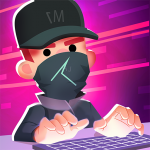 [APK] Hacking Hero – Cyber Adventure Clicker 1.0.6 (MOD Unlimited Money)
