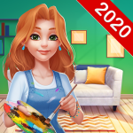 [APK] Home Paint: Design Home & Color by Number 1.2.7 (MOD Unlimited Money)