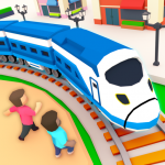 [APK] Idle Sightseeing Train – Game of Train Transport 1.1.6  (MOD Unlimited Money)
