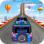 [APK] Impossible Jeep Stunt Driving: Impossible Tracks 1.2 (MOD Unlimited Money)