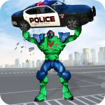 [APK] Incredible Monster Robot Hero Crime Shooting Game 2.0.2  (MOD Unlimited Money)