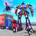 [APK] Indian Police Robot Transform Truck 1.13 (MOD Unlimited Money)