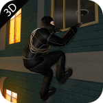 [APK] Jewel Thief Grand Crime City Bank Robbery Games  (MOD Unlimited Money)3.6.6