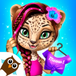 [APK] Jungle Animal Hair Salon 2 – Tropical Beauty Salon 8.0.20007 (MOD Unlimited Money)