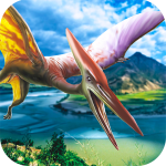 [APK] Jurassic Pterodactyl Simulator – be a flying dino! 1.02 (MOD Unlimited Money)