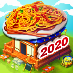 Kitchen Madness Restaurant Chef Cooking Game  1.25 (MOD Unlimited Money)