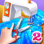 [APK] ✂️🧵Little Fashion Tailor 2 – Fun Sewing Game 5.5.5009 (MOD Unlimited Money)