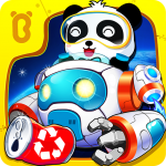Little Panda Green Guard  8.52.00.00 (MOD Unlimited Money)