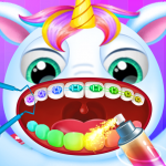 [APK] Little Unicorn Pet Doctor Dentist 6 (MOD Unlimited Money)