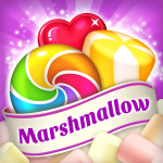 Lollipop & Marshmallow Match3  21.0222.00 (MOD Unlimited Money)