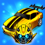 Merge Muscle Car Classic American Cars Merger  2.3.1 (MOD Unlimited Money)