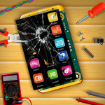 [APK] Mobile Phone Fixing Store: Cell Repair Mechanic 1.0.3 (MOD Unlimited Money)