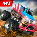 [APK] Monster Truck Arena Driver 1.0 (MOD Unlimited Money)
