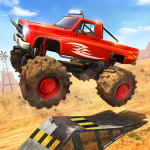 [APK] Monster Truck OffRoad Racing Stunts Game 1.7 (MOD Unlimited Money)