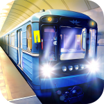 [APK] Moscow Subway Driving Simulator 1.3 (MOD Unlimited Money)