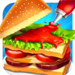 [APK] 🥪🥪My Cooking Story – Deli Sandwich Master 2.3.5009 (MOD Unlimited Money)