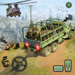 [APK] Offroad Army Transporter Truck Driver: Army Games 1.7 (MOD Unlimited Money)