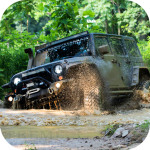 [APK] Offroad Jeep Hill Climbing: 4×4 Off Road Racing 1.0 (MOD Unlimited Money)